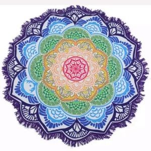 New! Mandala Tapestry Cloth